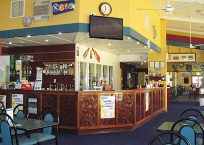 hay bowling club photo of bar