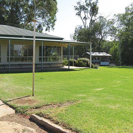hay golf club outside