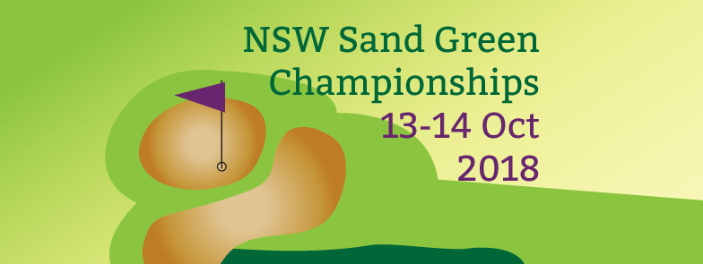 13th & 14th October – NSW Sand Green Championships